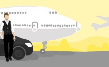 (Slovenčina) Preprava na letiská.